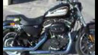 9. My Harley Davidson 883R 2007