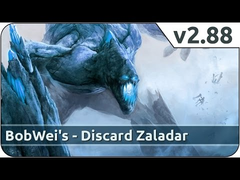 Shadow Era : Shattered Fates #12 - Bobwei Discard Zaladar Vs Alimus Prime