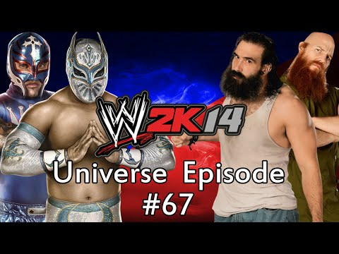 WWE 2K14 Universe Mode - Episode 67: Are You Ready?
