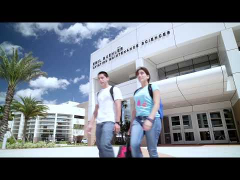 Official Embry-Riddle Aviation Maintenance Science Program video.