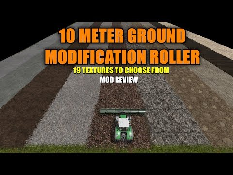 Ground Modification 10 Meter v1.0