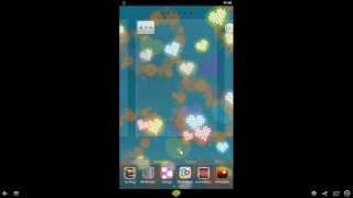 Hearts Live Wallpaper YouTube video