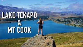 Lake Tekapo New Zealand  City new picture : WHAT A DIFFERENCE THE SUN MAKES!! | Lake Tekapo & Mt Cook, New Zealand