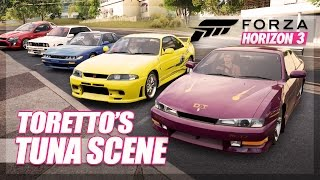 Nonton Forza Horizon 3 - The Fast and The Furious Recreation! (Toretto's Team & Tuna Scene) Film Subtitle Indonesia Streaming Movie Download