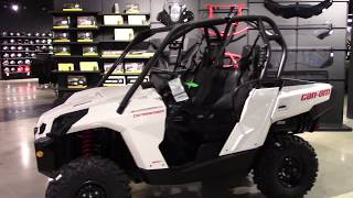 9. 2019 Can-Am SSV COMMANDER 800R EFI - New Side x Side For Sale - Elyria, OH
