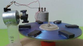 Video Free Energy Science Experiment Self Running Machine MP3, 3GP, MP4, WEBM, AVI, FLV November 2018