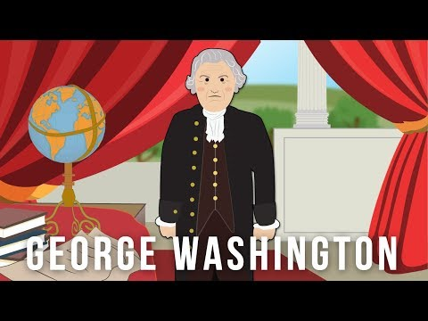 George Washington (1732-1799) USA