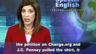 This is the VOA Special English Technology Report from http://voaspecialenglish.com  http://facebook.com/voalearningenglish ...