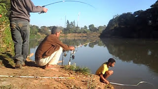 Rio Paraopeba Pesca De Curimba