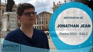 Interview de Jonathan Jean, fondateur de l'appli RailZ