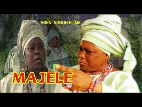 MJELE (posion) -Abeni Agbon Film. New Release Nollyhood movie, This Week 2017