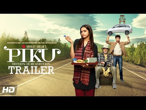Check out Amitabh Bachchan, Deepika Padukone and Irrfan Khan in Piku trailer