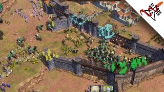 Age of Empires 3 - 4vs4 MASSIVE BATTLES | Multiplayer Gameplay Video