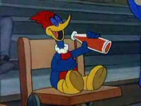 Woody Woodpecker - The Screwball