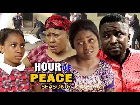 Hour Of Peace Season 6 - (New Movie) 2018 Latest Nigerian Nollywood Movie Full HD | 1080p