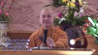 Ba Cách Sống Của Rắn - Thầy. Thích Pháp Hòa (Feb. 10, 2013)