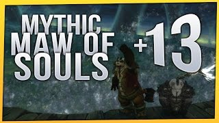 Bay n'Crisp take on the new Mythic+ Maw of Souls of the 13 variety. There have been many changes to this dungeon in Patch 7.2. [[ Subscribe Here: http://bit....