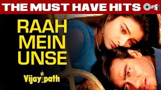 Video Raah Mein Unse - Vijaypath | Tabu & Ajay Devgn | Kumar Sanu & Alka Yagnik | Anu Malik MP3, 3GP, MP4, WEBM, AVI, FLV September 2019