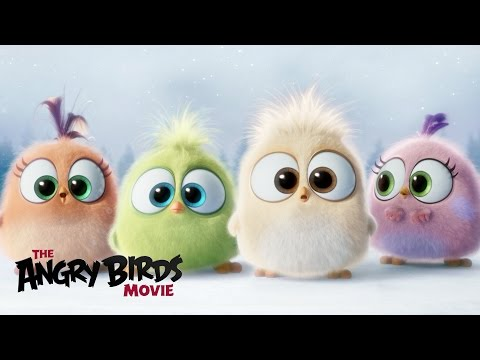The Angry Birds Movie - Season's Greetings from the Hatchlings