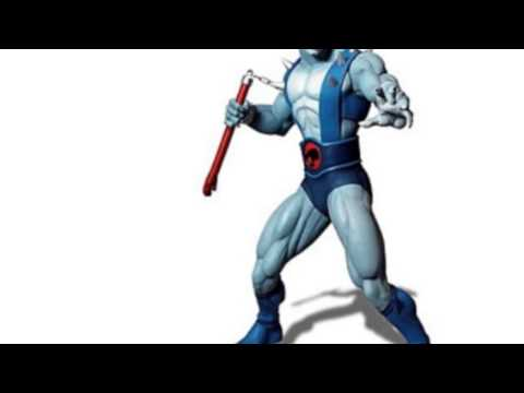 Video Video overview of the Toyz Thundercats Panthro 14 Action Figure