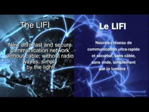next generation technology: li-fi