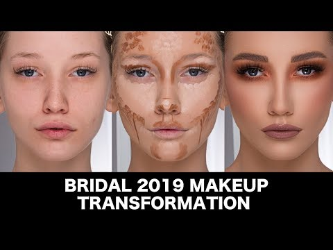 Bridal Makeup Look 2019 TUTORIAL By Samer Khouzami