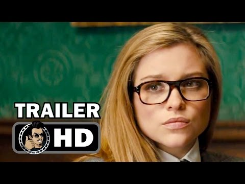 KINGSMAN 2: THE GOLDEN CIRCLE International Red Band Trailer (2017) Colin Firth Action Movie HD