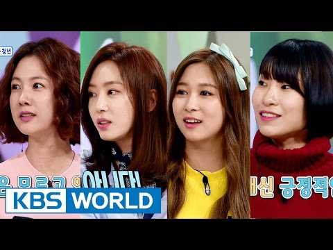 Video Hello Counselor - Park Sohyeon, Kang Yewon, Lee Seyeong, Dayoung [ENG/2016.04.18] download in MP3, 3GP, MP4, WEBM, AVI, FLV January 2017