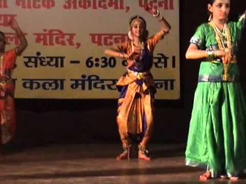 bharatnatyam (todiam & allaripu)