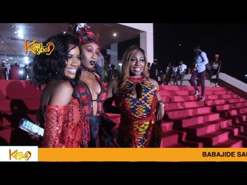 All Africa Music Awards Red Carpet Arrival : Afrima 2018