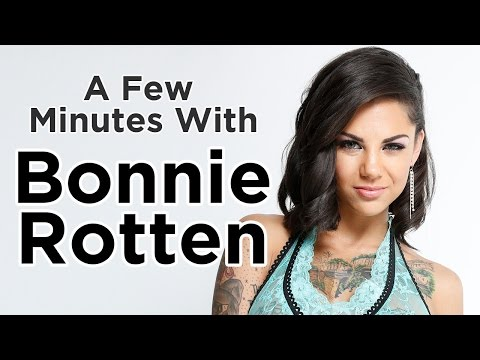 A Few Minutes with Bonnie Rotten (видео)