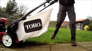 10. TORO RECYCLER 22