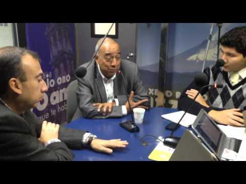 Entrevista con Carlos Arredondo Contreras y Víctor Hugo Arredondo Corona.