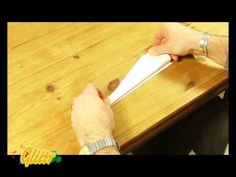Papierflieger basteln - Anleitung zum selber falten
