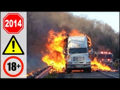 CRAZY Truck Crashes, Truck Accidents compilation - Part 3