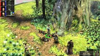 Dungeon Siege Demo videosu