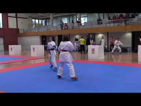 JDN Kata y Kumite Cadete y Junior 201018 Video 16