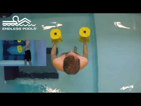 Aqua Aerobics | Aqua Aerobics for Seniors | Water Aerobics Exercises | Endless Pools