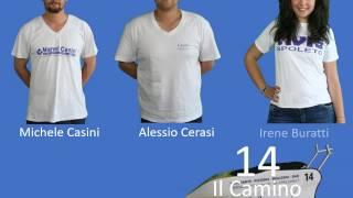 #vaporetti2017 Equipaggio N°14 Il Camino