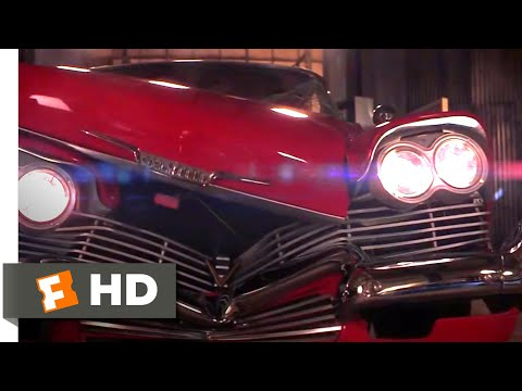 Christine (1983) - Show Me Scene (4/10) | Movieclips