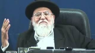 """הרב אברהם חפוטא – פרשת קורח (ה'תשע""""ב)"""