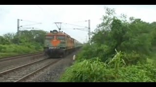Nonton Fast & Furious Compilation of Rajdhani Express Class of Trains - Indian Railways Film Subtitle Indonesia Streaming Movie Download