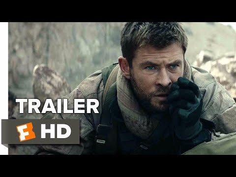 12 Strong Trailer #2 (2018) | Movieclips Trailers