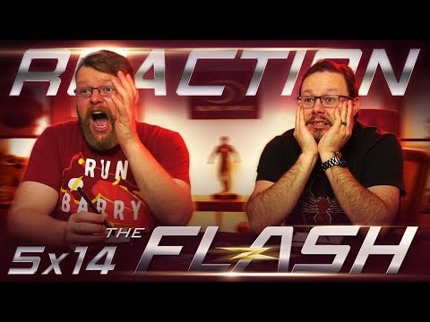 """The Flash 5x14 REACTION!! """"Cause and XS"""""""