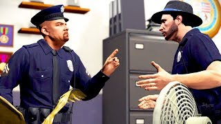 FIRED OR HIRED? (GTA 5 Roleplay)