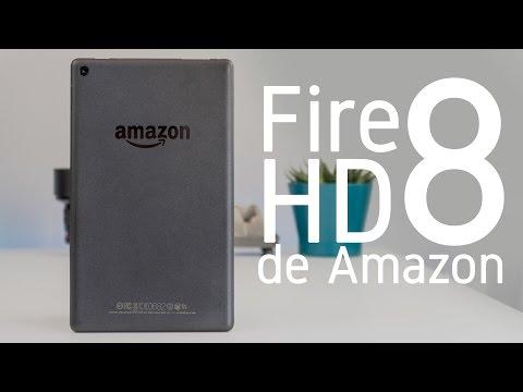 Amazon Fire HD 8, análisis en español