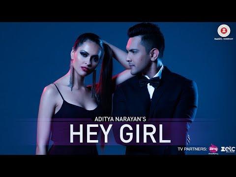 Hey Girl - Official Music Video | Aditya Narayan & Jyotica Tangri | Veronica Morales | Arian Romal