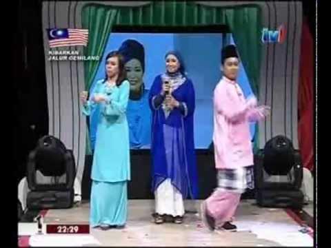 Suasana Riang Hari Raya - Junainah M.Amin