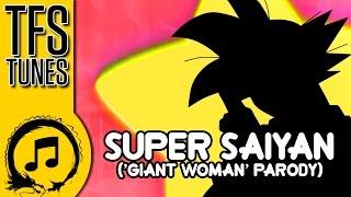 Dragon Ball Z Abridged MUSIC: Super Saiyan (