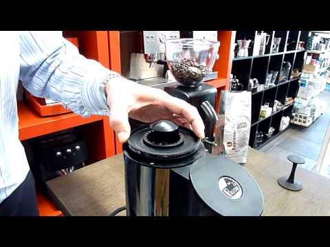 Coffee Grinder  - Pavoni and Ascaso